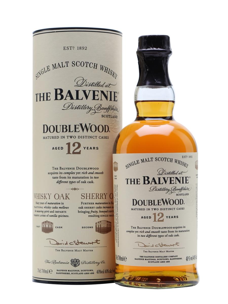 Balvenie Doublewood 12 YO (40%)