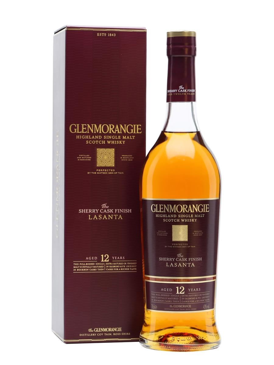 Glenmorangie Lasanta 12 YO (43%)