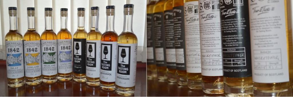 Whiskyflaskor