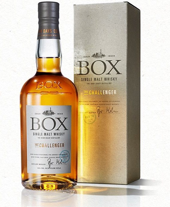 Box – The Challenger (48,2%)