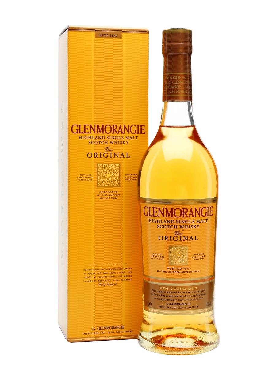 Glenmorangie Original 10 YO (40%)