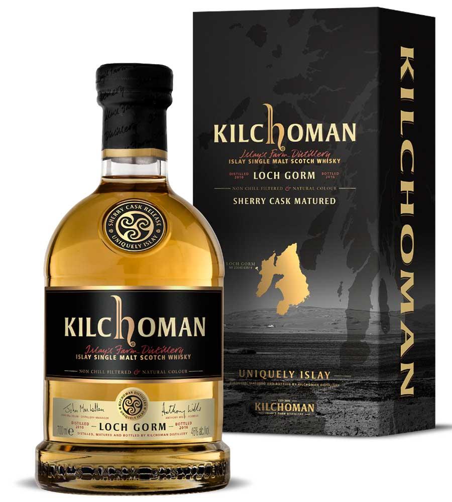 Kilchoman Loch Gorm 2016 (46%)
