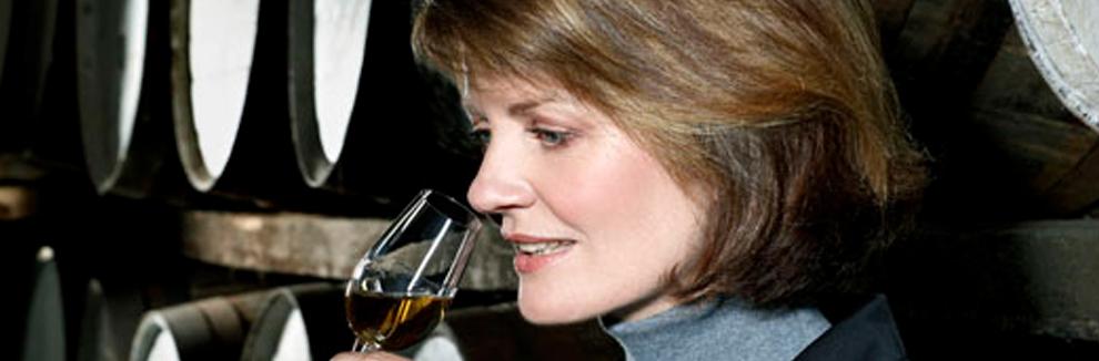 Stephanie MacLeod – Master Blender for John Dewar & Sons Ltd.