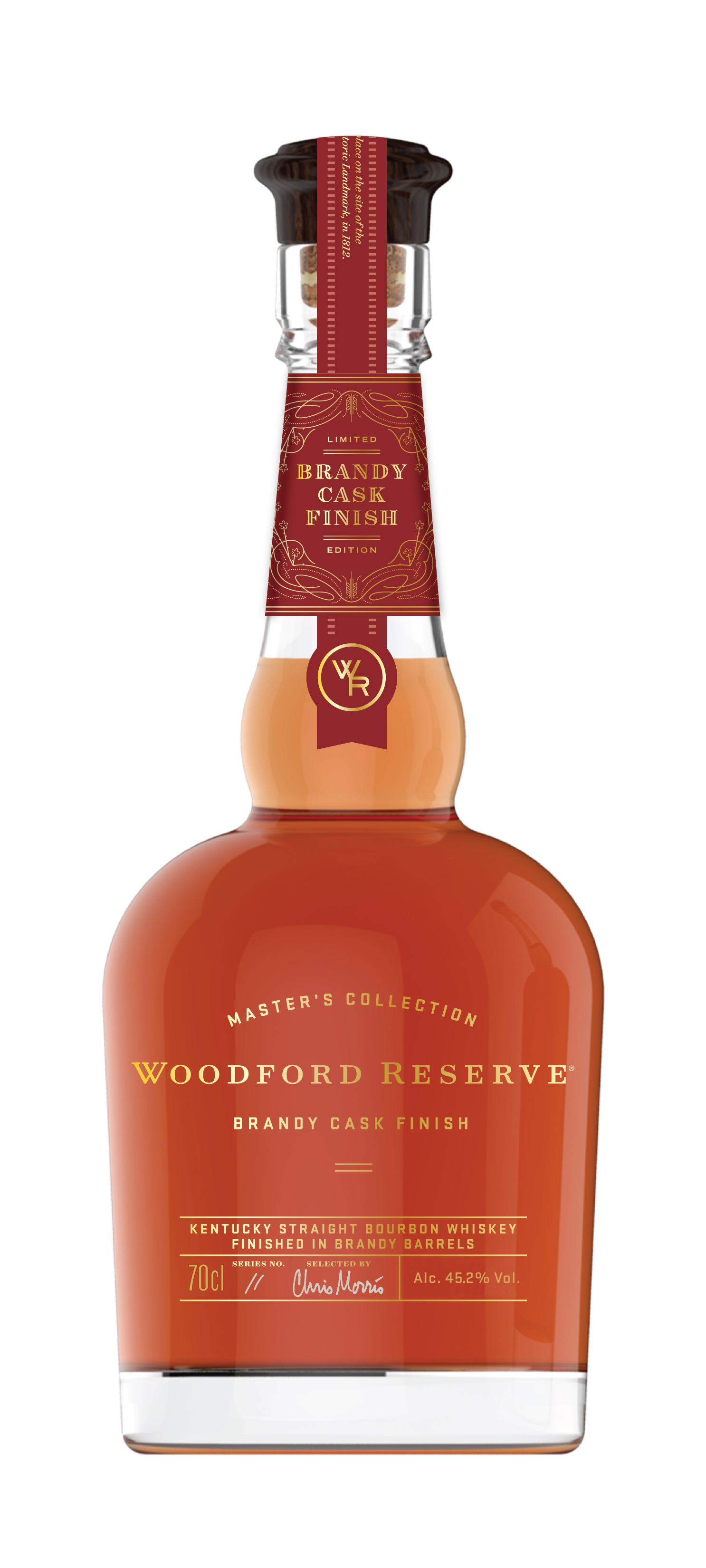 Woodford Reserve Master Collection Brandy Cask Finish 45.2%
