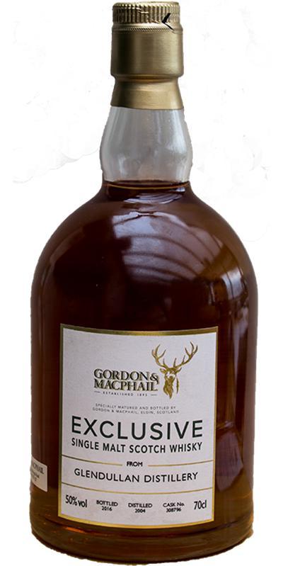 Glendullan Exclusive (50%) Gordon & MacPhail