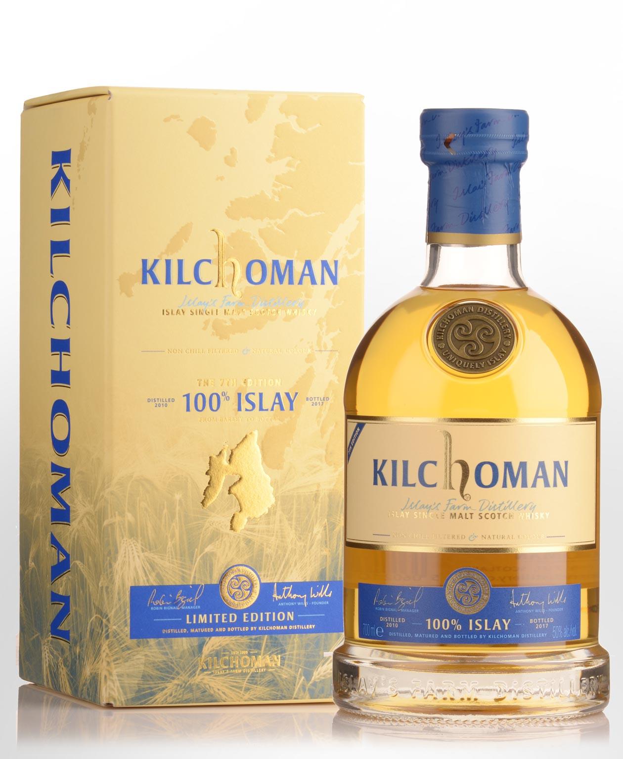 Kilchoman 100% Islay 7th Edition (50%)