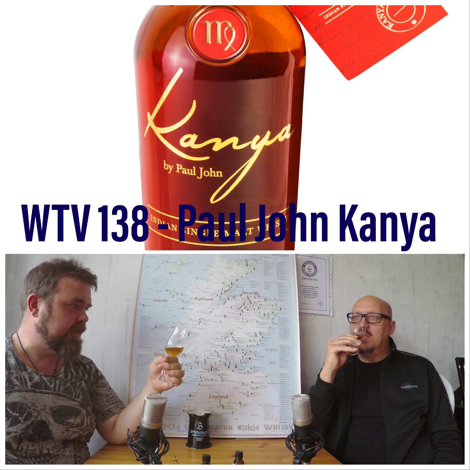 WTV 138 – Paul John Kanya