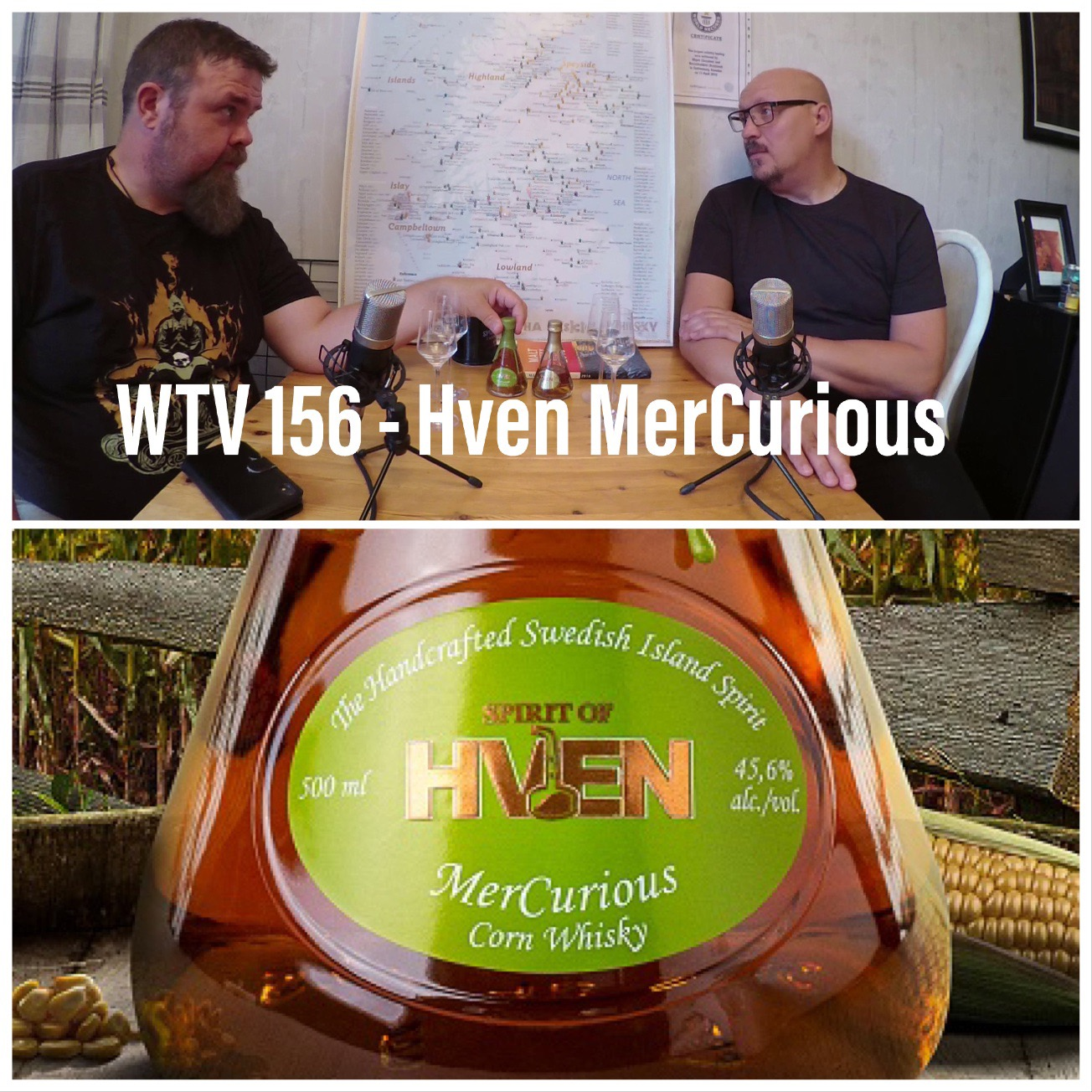 WTV 156 – Hven MerCurious