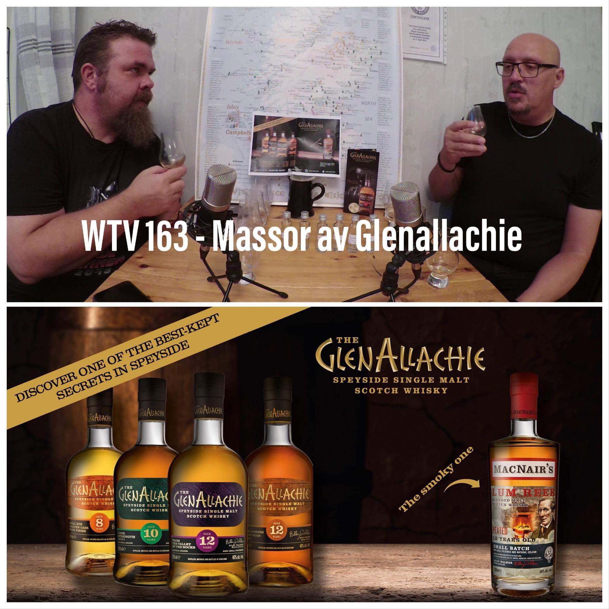 WTV 163 – Massor av Glenallachie