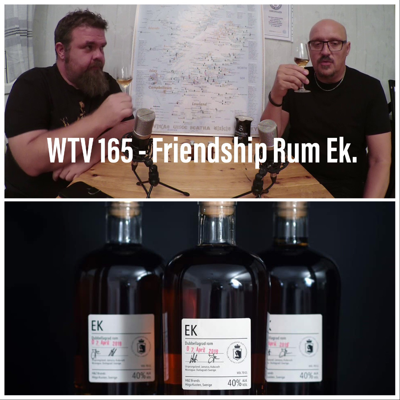 WTV 165 – Friendship Rum