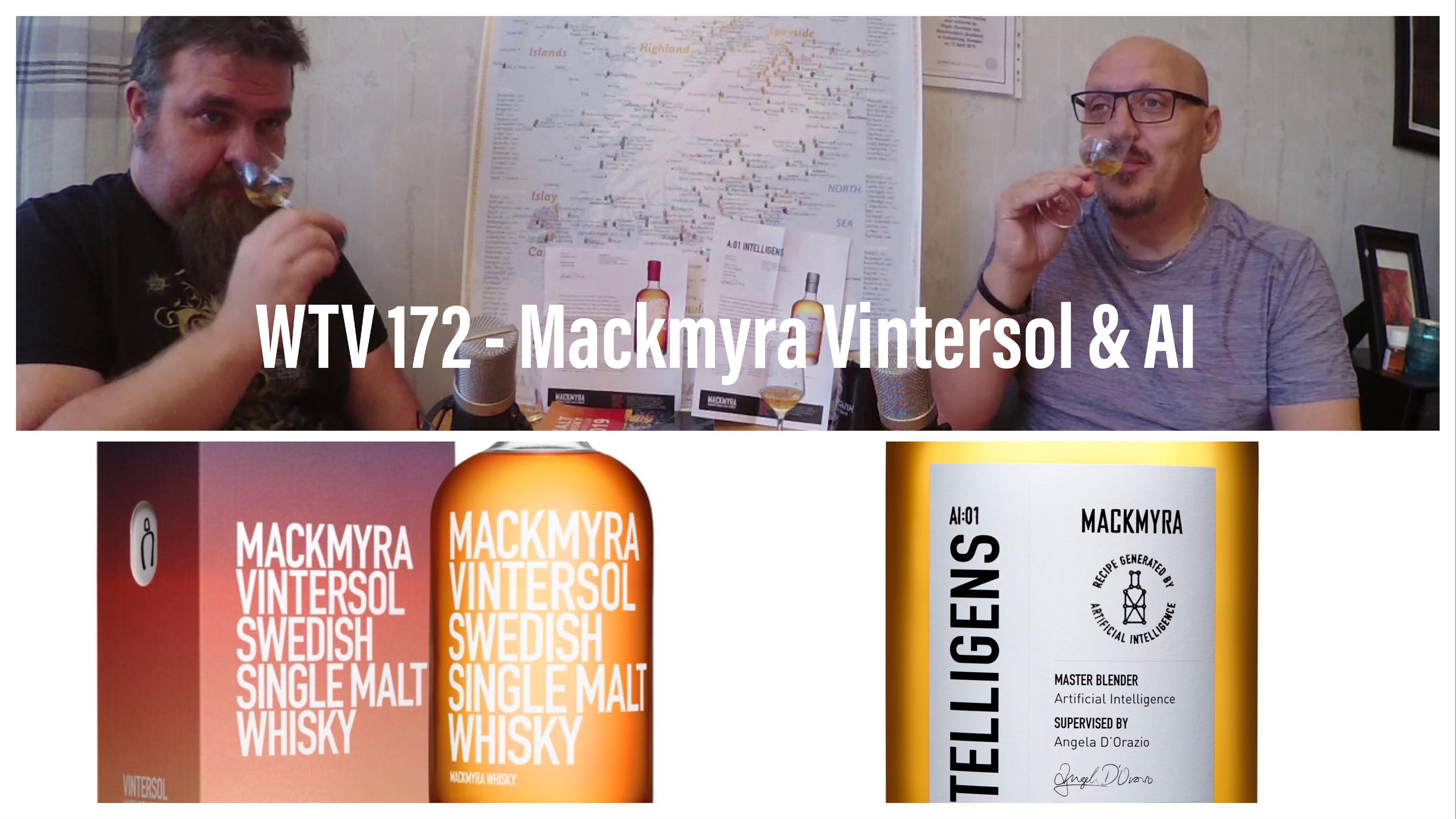 WTV 172 – Mackmyra AI & Vintersol